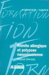 Rhinite allergique et polypose nasosinusienne - Intérieur - Format classique