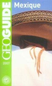 Geoguide ; Mexique (Edition 2007) - Couverture - Format classique
