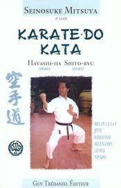 Karate-Do Kata - Intérieur - Format classique
