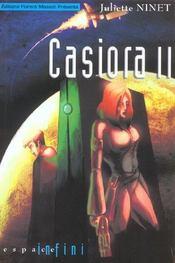 Casiora t.2 - Intérieur - Format classique