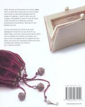 Plus de 500 sacs à main - 4ème de couverture - Format classique