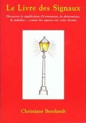 Livre des signaux - Intérieur - Format classique