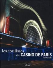 Les coulisses du Casino de Paris - Couverture - Format classique