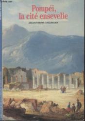 Pompei, La Cite Ensevelie - Couverture - Format classique