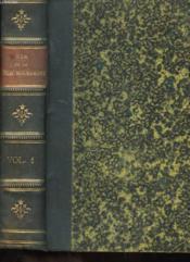 Vie De La Soeur Bourgeoys Suivi De L'Histoire De Cet Institut - Tome 1 - Couverture - Format classique