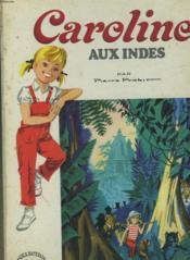 Caroline Aux Indes. - Couverture - Format classique