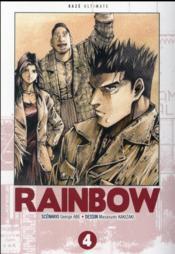 Rainbow - ultimate edition t.4 - Couverture - Format classique