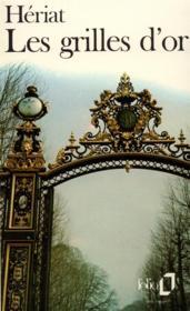 Les boussardel - iii - les grilles d'or - Couverture - Format classique