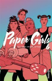 Paper girls T.6 - Couverture - Format classique