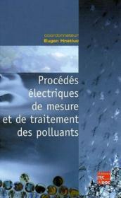 Procedes electriques de mesure et de traitement des polluants - Couverture - Format classique