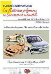 Les materiaux polymeres en carrosserie auto - Couverture - Format classique