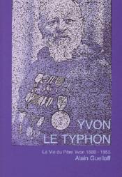Yvon le typhon - Couverture - Format classique