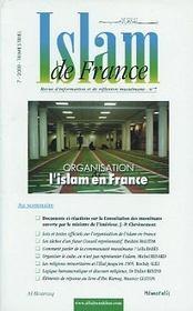 Islam De France N 7 - Intérieur - Format classique