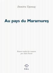 Au pays du Maramures - Couverture - Format classique