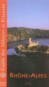 Guide des abbayes et prieurés en Rhone-Alpes - Intérieur - Format classique