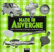 Made In Auvergne - Intérieur - Format classique