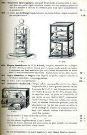 Chimie bactériologie - Intérieur - Format classique
