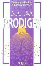 Prodiges - Intérieur - Format classique