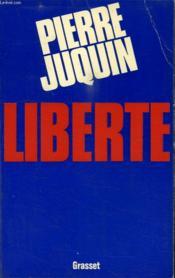 Liberte. - Couverture - Format classique