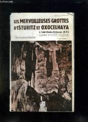 Les Merveilleuses Grottes D Isturitz Et Oxocelhaya A Saint Lartin D Arberoue. - Couverture - Format classique