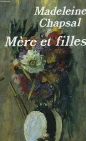 Mere Et Filles. - Couverture - Format classique