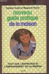 Guide Maison (Nouveau) - Couverture - Format classique