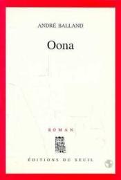 Oona - Couverture - Format classique