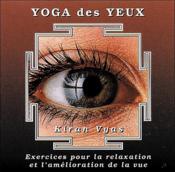 Yoga des yeux - audio - Couverture - Format classique