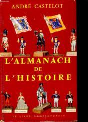 L'Almanach De L'Histoire - Couverture - Format classique