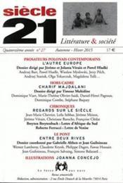 Dossier prosateurs polonais contemporains - Couverture - Format classique