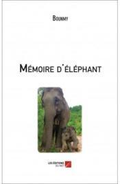 Mémoire d'éléphant - Couverture - Format classique