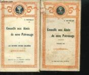 Conseils Aux Aines De Mon Patronage - Tome 1+3 - Couverture - Format classique
