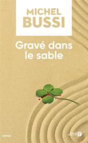 Gravé dans le sable - Couverture - Format classique