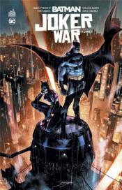 Batman - joker war T.1 - Couverture - Format classique