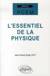 L'essentiel de la physique - Couverture - Format classique