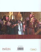 La Passion Du Christ - 4ème de couverture - Format classique