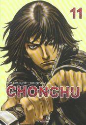 Chonchu t.11 - Intérieur - Format classique
