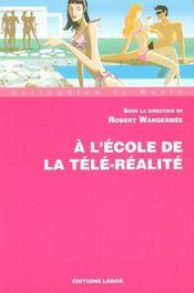 A l'ecole de la tele-realite - Intérieur - Format classique