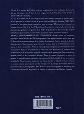 Aikido ; Enseignements Du Fondateur - 4ème de couverture - Format classique