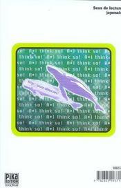 Ai non-stop! t.3 - 4ème de couverture - Format classique