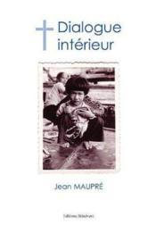 Dialogue interieur - Couverture - Format classique
