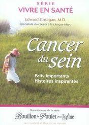 Cancer du sein - Intérieur - Format classique