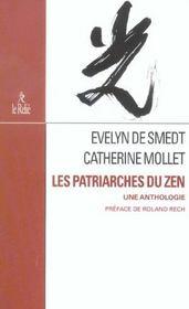 Patriarches du zen (les) - Intérieur - Format classique