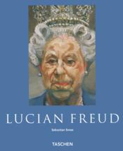 Lucian Freud - Couverture - Format classique
