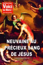 Neuvaine au précieux sang de Jésus - Couverture - Format classique
