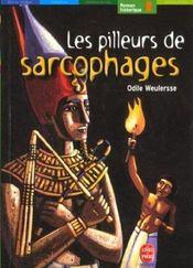 Les Pilleurs De Sarcophages - Intérieur - Format classique