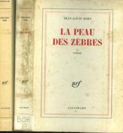 La Peau Des Zebres. En 2 Tomes. - Couverture - Format classique
