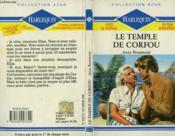 Le Temple De Corfou - That Special Touch - Couverture - Format classique