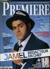 Premiere N° 334 - Jamel, Redacteur En Chef - Couverture - Format classique