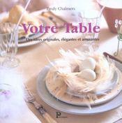 Votre Table - Intérieur - Format classique